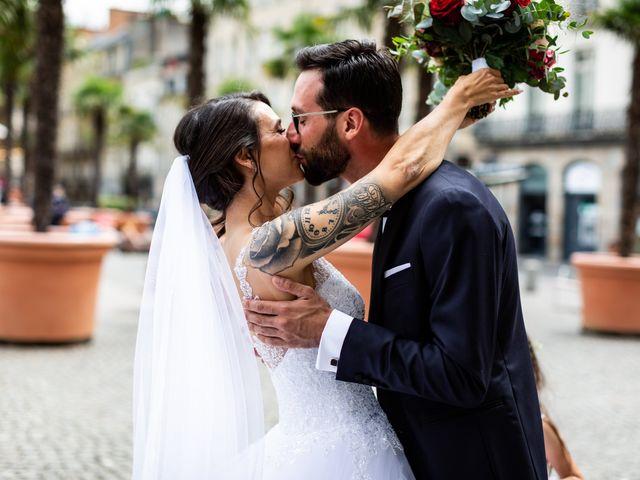 Le mariage de Sebastien et Eva à Saint-Pierre-de-Plesguen, Ille et Vilaine 14