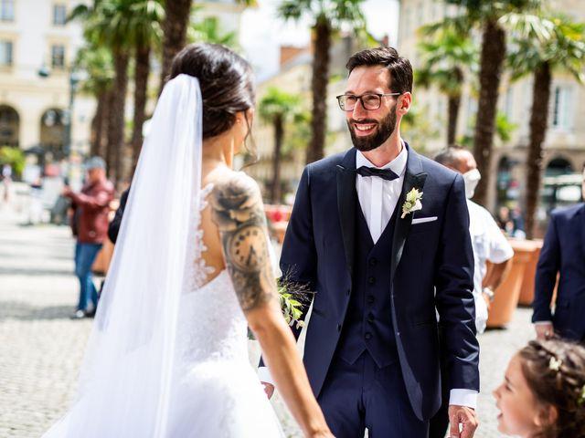 Le mariage de Sebastien et Eva à Saint-Pierre-de-Plesguen, Ille et Vilaine 15