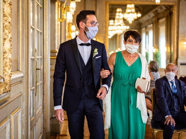 Le mariage de Sebastien et Eva à Saint-Pierre-de-Plesguen, Ille et Vilaine 16