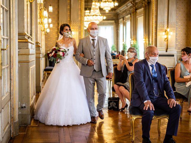 Le mariage de Sebastien et Eva à Saint-Pierre-de-Plesguen, Ille et Vilaine 17