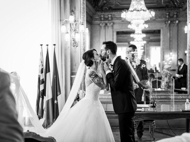 Le mariage de Sebastien et Eva à Saint-Pierre-de-Plesguen, Ille et Vilaine 18