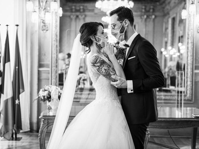 Le mariage de Sebastien et Eva à Saint-Pierre-de-Plesguen, Ille et Vilaine 19