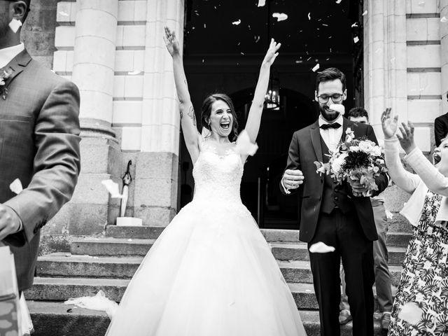 Le mariage de Sebastien et Eva à Saint-Pierre-de-Plesguen, Ille et Vilaine 20
