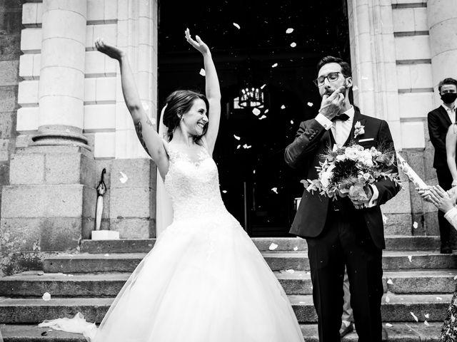 Le mariage de Sebastien et Eva à Saint-Pierre-de-Plesguen, Ille et Vilaine 21