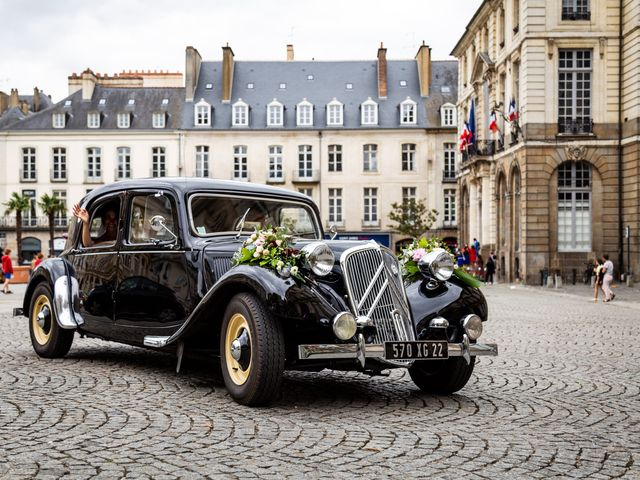 Le mariage de Sebastien et Eva à Saint-Pierre-de-Plesguen, Ille et Vilaine 23