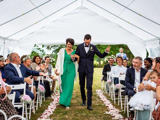Le mariage de Sebastien et Eva à Saint-Pierre-de-Plesguen, Ille et Vilaine 25