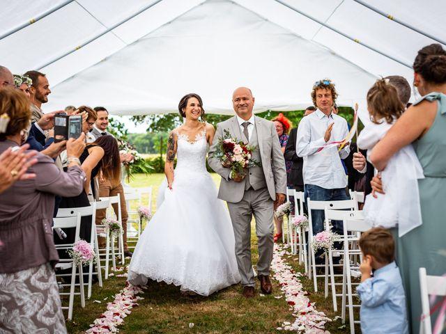 Le mariage de Sebastien et Eva à Saint-Pierre-de-Plesguen, Ille et Vilaine 26