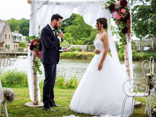 Le mariage de Sebastien et Eva à Saint-Pierre-de-Plesguen, Ille et Vilaine 27