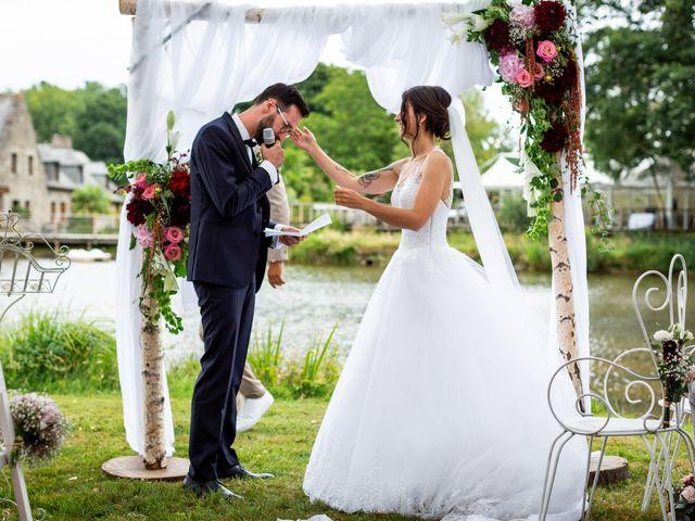 Le mariage de Sebastien et Eva à Saint-Pierre-de-Plesguen, Ille et Vilaine 28