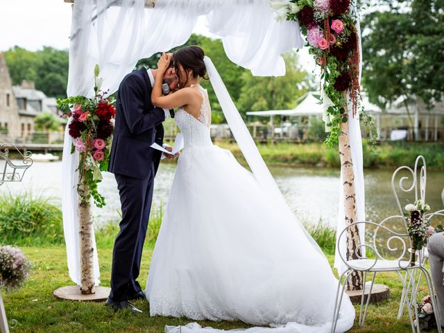 Le mariage de Sebastien et Eva à Saint-Pierre-de-Plesguen, Ille et Vilaine 29