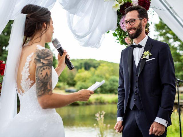 Le mariage de Sebastien et Eva à Saint-Pierre-de-Plesguen, Ille et Vilaine 30