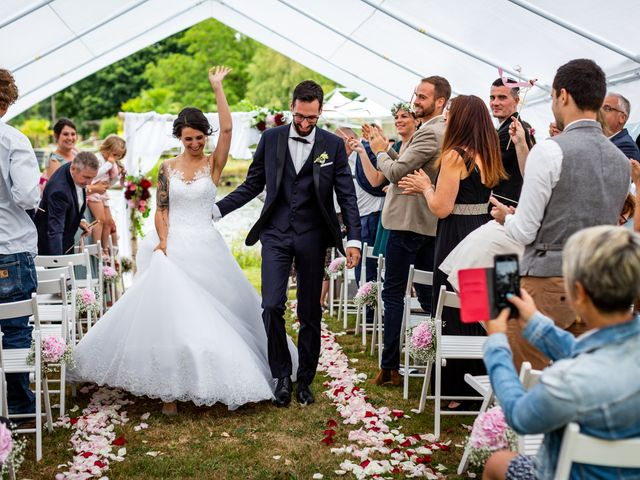 Le mariage de Sebastien et Eva à Saint-Pierre-de-Plesguen, Ille et Vilaine 33