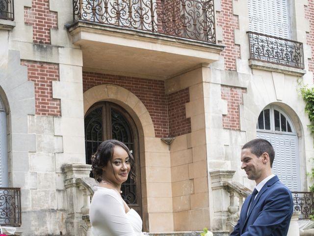 Le mariage de Brice et Isabelle à Vaires-sur-Marne, Seine-et-Marne 5