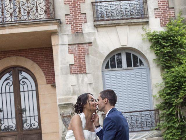 Le mariage de Brice et Isabelle à Vaires-sur-Marne, Seine-et-Marne 8
