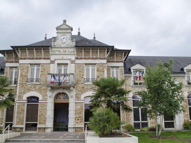 Le mariage de Brice et Isabelle à Vaires-sur-Marne, Seine-et-Marne 13