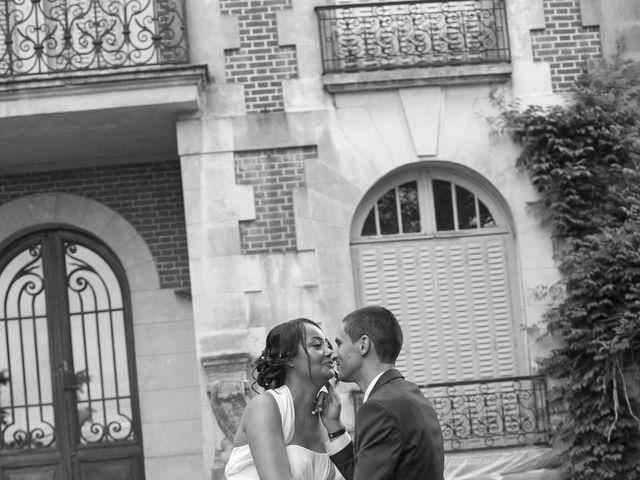 Le mariage de Brice et Isabelle à Vaires-sur-Marne, Seine-et-Marne 1