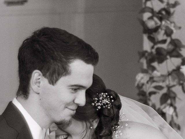 Le mariage de Benjamin et Nikita à Mosnac, Charente 3