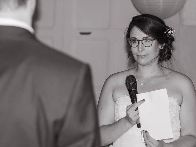 Le mariage de Benjamin et Nikita à Mosnac, Charente 7