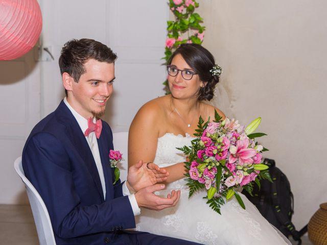 Le mariage de Benjamin et Nikita à Mosnac, Charente 14