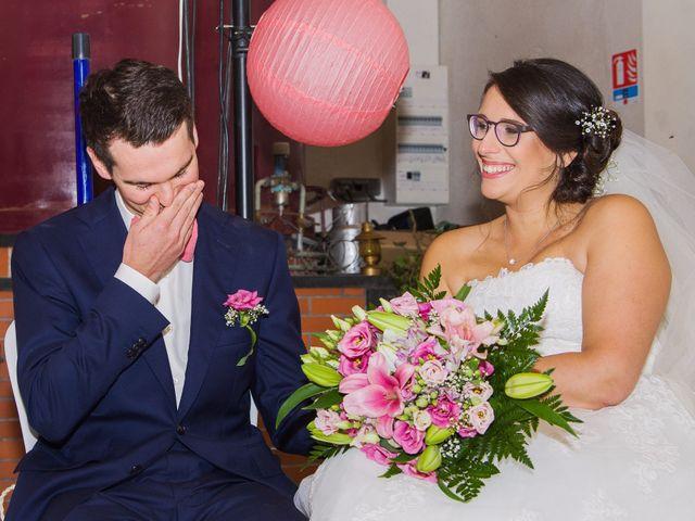 Le mariage de Benjamin et Nikita à Mosnac, Charente 15