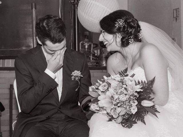 Le mariage de Benjamin et Nikita à Mosnac, Charente 16