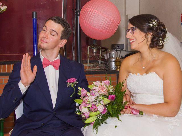 Le mariage de Benjamin et Nikita à Mosnac, Charente 19