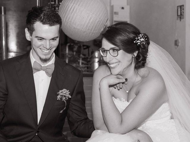 Le mariage de Benjamin et Nikita à Mosnac, Charente 21