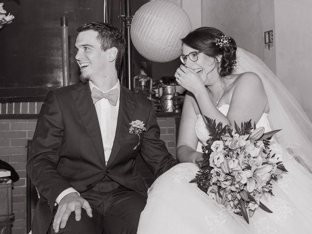 Le mariage de Benjamin et Nikita à Mosnac, Charente 22