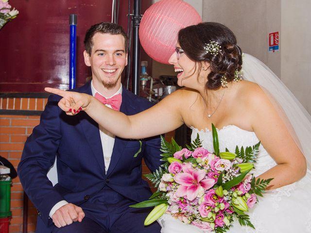 Le mariage de Benjamin et Nikita à Mosnac, Charente 28