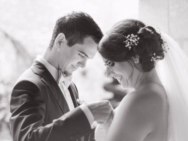 Le mariage de Benjamin et Nikita à Mosnac, Charente 36