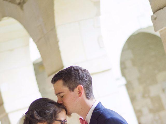 Le mariage de Benjamin et Nikita à Mosnac, Charente 39