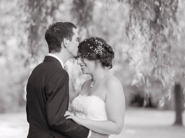 Le mariage de Benjamin et Nikita à Mosnac, Charente 40