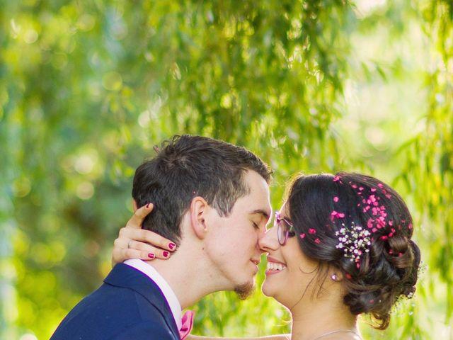 Le mariage de Benjamin et Nikita à Mosnac, Charente 41