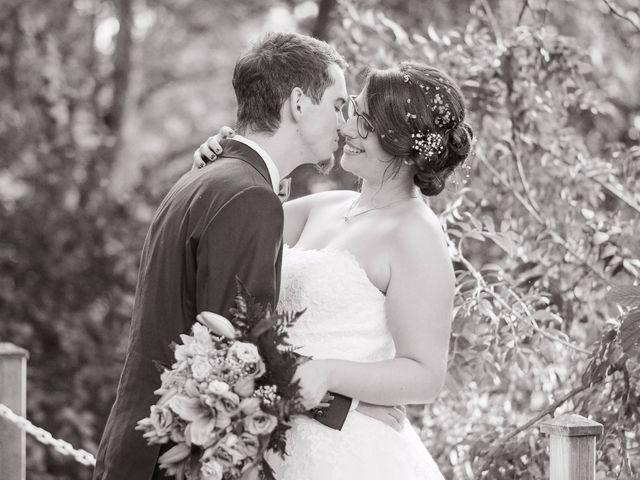 Le mariage de Benjamin et Nikita à Mosnac, Charente 43