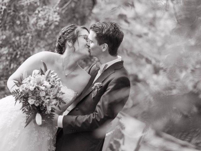 Le mariage de Benjamin et Nikita à Mosnac, Charente 44