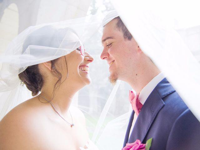 Le mariage de Benjamin et Nikita à Mosnac, Charente 47