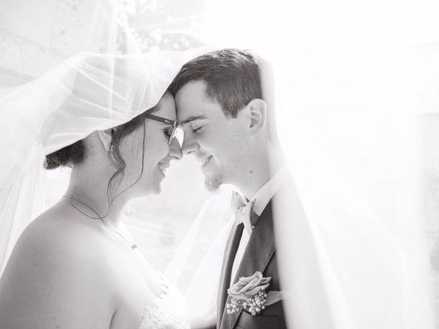 Le mariage de Benjamin et Nikita à Mosnac, Charente 48
