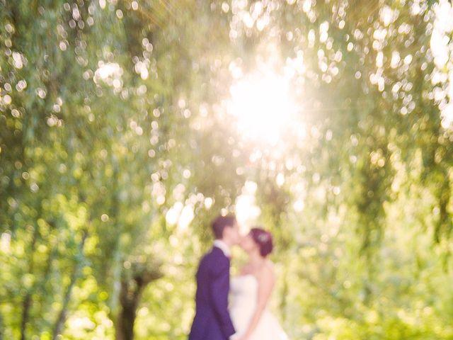 Le mariage de Benjamin et Nikita à Mosnac, Charente 49