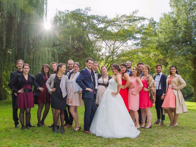 Le mariage de Benjamin et Nikita à Mosnac, Charente 56
