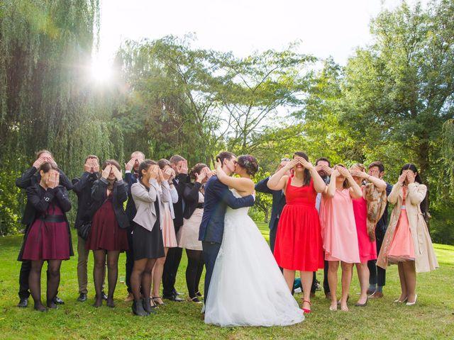 Le mariage de Benjamin et Nikita à Mosnac, Charente 57