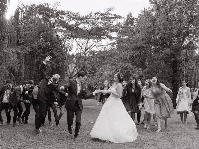 Le mariage de Benjamin et Nikita à Mosnac, Charente 59