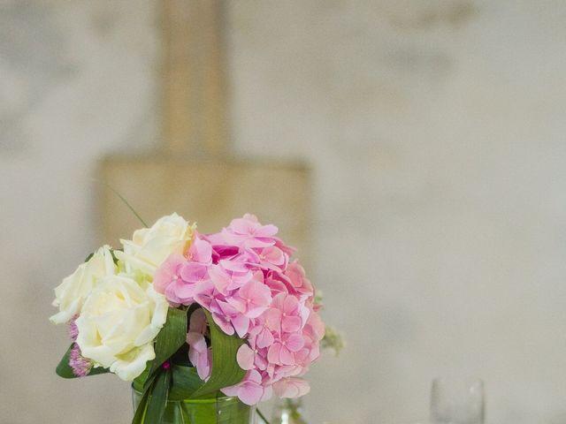 Le mariage de Benjamin et Nikita à Mosnac, Charente 77