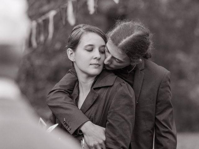 Le mariage de Benjamin et Nikita à Mosnac, Charente 99