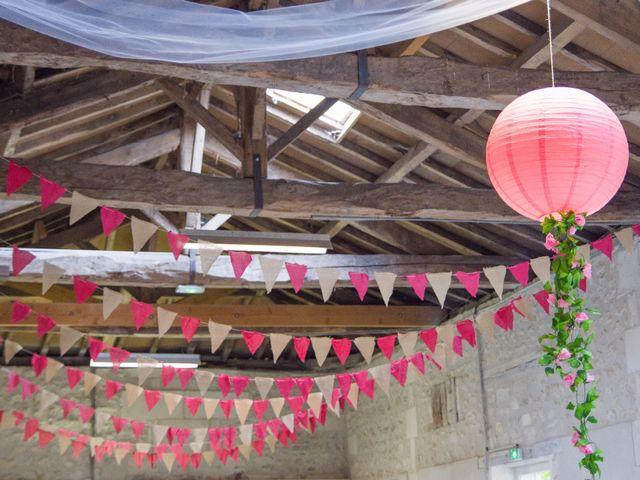 Le mariage de Benjamin et Nikita à Mosnac, Charente 100