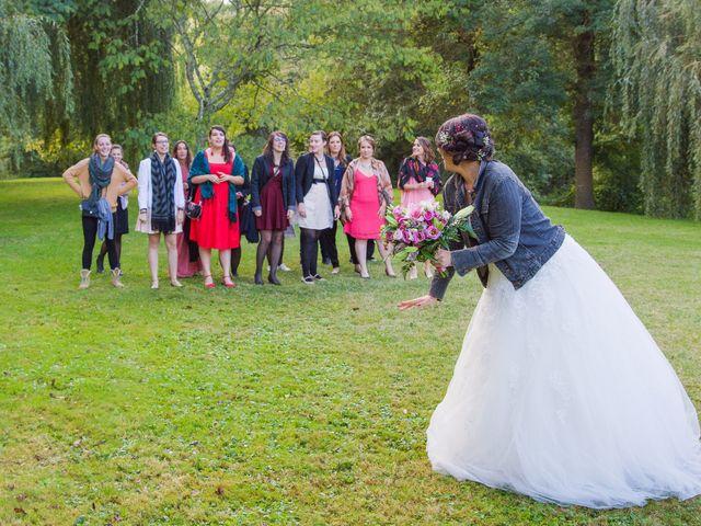 Le mariage de Benjamin et Nikita à Mosnac, Charente 103