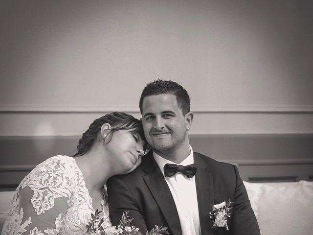 Le mariage de Nicolas et Margaux à Magny-Cours, Nièvre 1