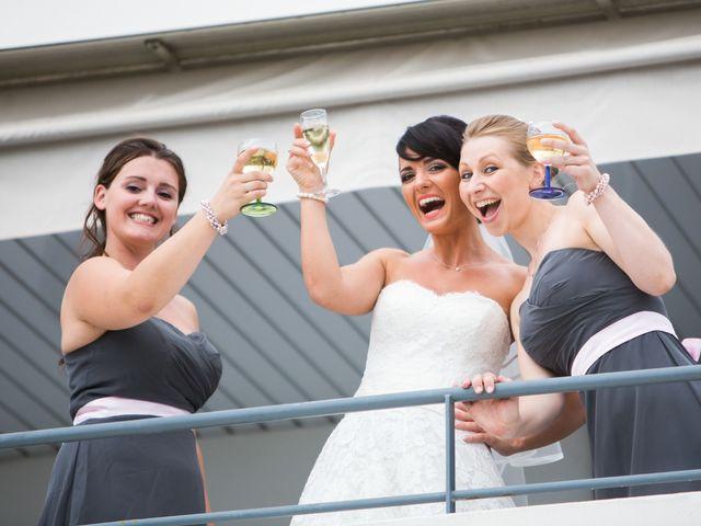 Le mariage de Kris et Anna à Éze, Alpes-Maritimes 10