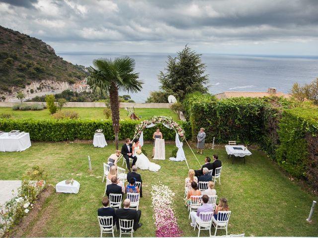Le mariage de Kris et Anna à Éze, Alpes-Maritimes 12