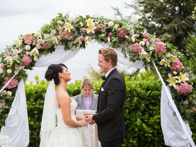 Le mariage de Kris et Anna à Éze, Alpes-Maritimes 13