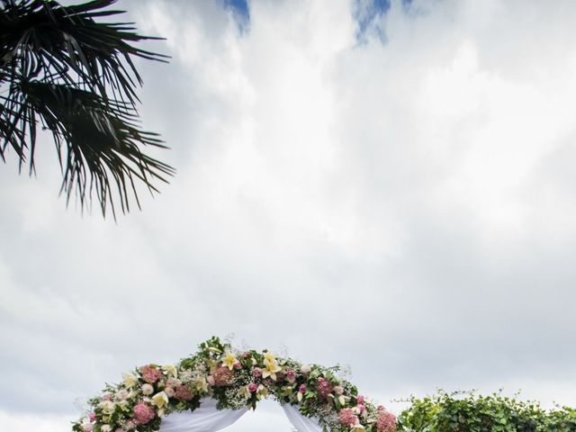 Le mariage de Kris et Anna à Éze, Alpes-Maritimes 14